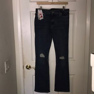 NWT Silver Jeans Skinny Bootcut 31 MSRP $79